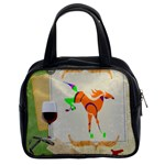 Bucking horse Classic Handbag (Two Sides)