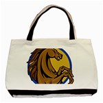Horse circle Classic Tote Bag