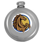 Horse circle Hip Flask (5 oz)