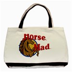 Horse mad Classic Tote Bag