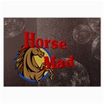 Horse mad Glasses Cloth (Large)
