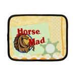 Horse mad Netbook Case (Small)