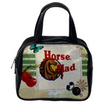 Horse mad Classic Handbag (One Side)