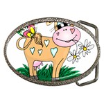 Cute cow Belt Buckle