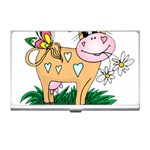 Cute cow Business Card Holder