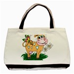 Cute cow Classic Tote Bag