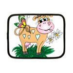 Cute cow Netbook Case (Small)