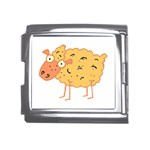 Funky sheep Mega Link Italian Charm (18mm)