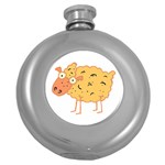 Funky sheep Hip Flask (5 oz)