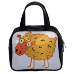 Funky sheep Classic Handbag (Two Sides)
