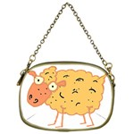 Funky sheep Cosmetic Bag (One Side)
