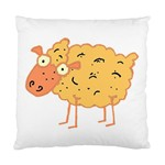 Funky sheep Cushion Case (Two Sides)