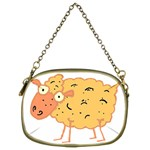 Funky sheep Cosmetic Bag (Two Sides)