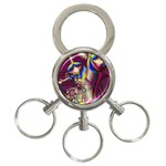 Design 10 3-Ring Key Chain