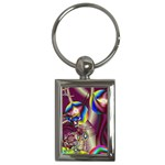 Design 10 Key Chain (Rectangle)
