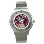 Design 10 Stainless Steel Watch