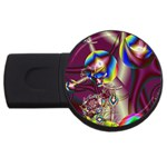 Design 10 USB Flash Drive Round (4 GB)