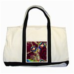 Design 10 Two Tone Tote Bag
