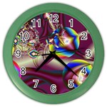 Design 10 Color Wall Clock