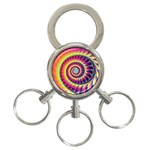 Foal 2 3-Ring Key Chain