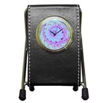 Foal 2 Pen Holder Desk Clock