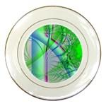 Foal 2 Porcelain Plate