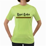 Ngai Tahu Women's Green T-Shirt