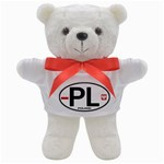 Poland Euro Oval - PL Teddy Bear