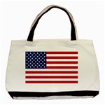 American Flag Classic Tote Bag (Two Sides)