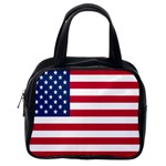 American Flag Classic Handbag (One Side)