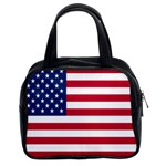 American Flag Classic Handbag (Two Sides)