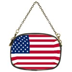 American Flag Cosmetic Bag (Two Sides)