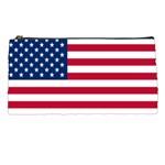 American Flag Pencil Case