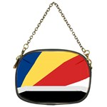 Seychellois Flag Cosmetic Bag (One Side)