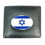 Israeli Flag Wallet