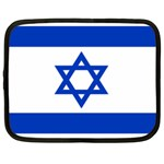 Israeli Flag Netbook Case (Large)