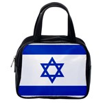 Israeli Flag Classic Handbag (One Side)