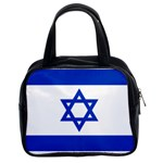 Israeli Flag Classic Handbag (Two Sides)