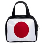 Japanese Flag Classic Handbag (Two Sides)