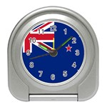 New Zealand Flag Travel Alarm Clock