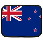 New Zealand Flag Netbook Case (Large)