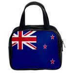 New Zealand Flag Classic Handbag (Two Sides)