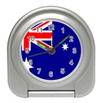 Australian Flag Travel Alarm Clock