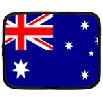 Australian Flag Netbook Case (Large)