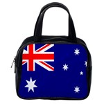 Australian Flag Classic Handbag (One Side)