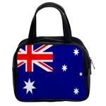 Australian Flag Classic Handbag (Two Sides)