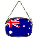 Australian Flag Cosmetic Bag (One Side)