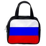 Russian Flag Classic Handbag (One Side)
