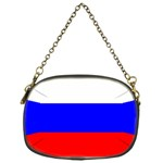 Russian Flag Cosmetic Bag (One Side)