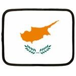 Cypriot Flag Netbook Case (Large)